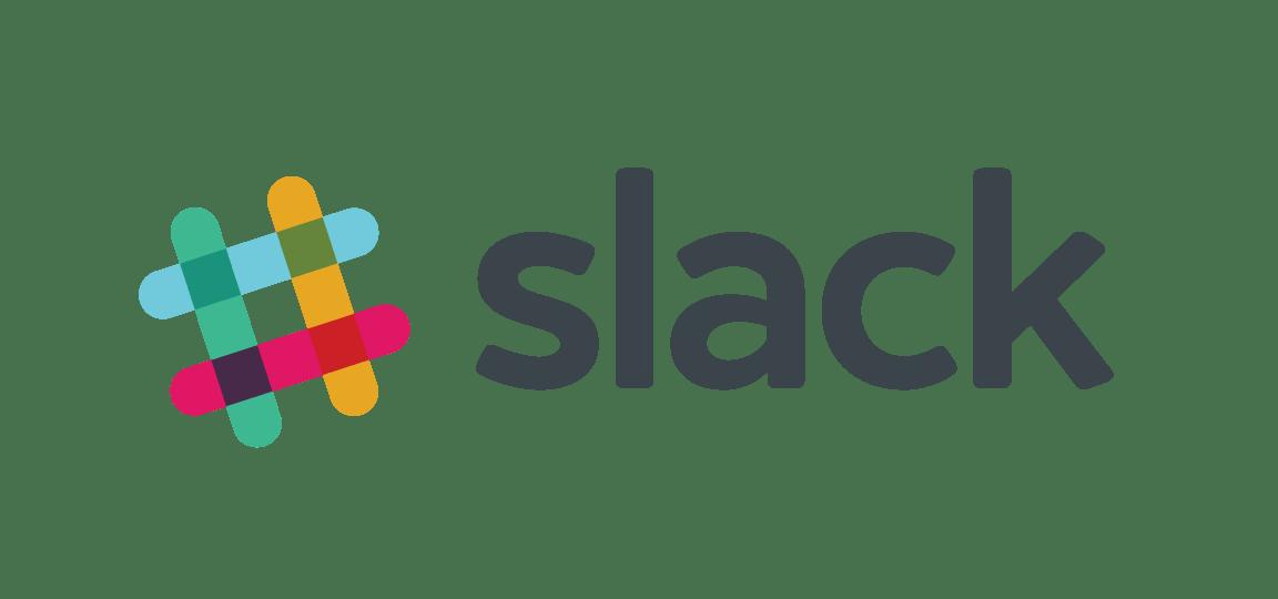 Slack logo home