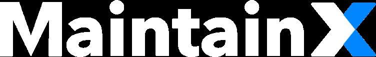 Maintainx logo w